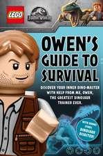 LEGO (R) Jurassic World: Owen's Guide to Survival plus Dinosaur Disaster!