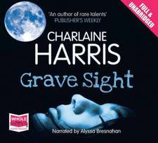 Grave Sight: Audiobook