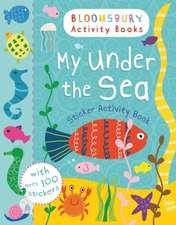 My Under The Sea Sticker Activity Book