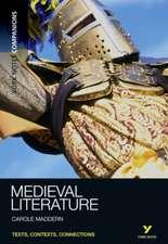 York Notes Companions: Medieval Literature