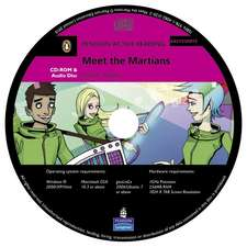 Plares: Meet the Martians Book and CD-ROM Pack