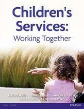 Children's Services:  Working Together