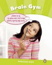 Penguin Kids CLIL Level 4. Brain Gym