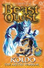 Beast Quest: Koldo the Arctic Warrior