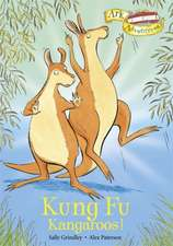 Kung Fu Kangaroos!