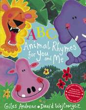ABC Animal Rhymes for You and Me. Giles Andreae:  Translation