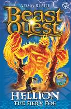 Beast Quest: 38: Hellion the Fiery Foe [With Collector Cards]