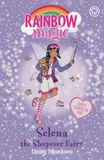 Rainbow Magic: Selena the Sleepover Fairy