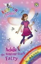Rainbow Magic: Adele the Singing Coach Fairy
