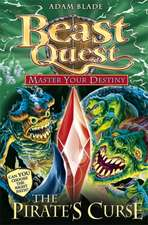 Beast Quest: Master Your Destiny: The Pirate's Curse