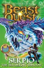 Beast Quest: 65: Serpio the Slithering Shadow