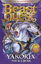 Beast Quest: Yakorix the Ice Bear