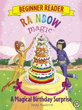Rainbow Magic Beginner Reader: A Magical Birthday Surprise