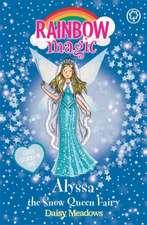 Meadows, D: Rainbow Magic: Alyssa the Snow Queen Fairy