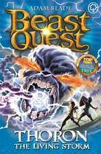 Beast Quest: Thoron the Living Storm