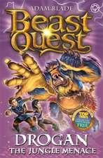 Beast Quest: Drogan the Jungle Menace