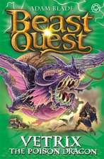Beast Quest: Vetrix the Poison Dragon