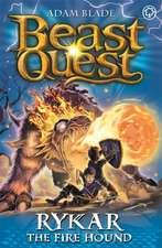 Beast Quest: Rykar the Fire Hound
