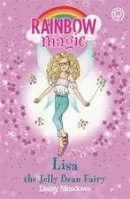 Rainbow Magic: Lisa the Jelly Bean Fairy