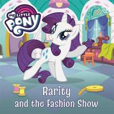 Rarity and the Fashion Show