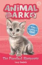 Animal Ark, New 1: A Purrfect Sleepover