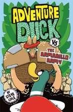 Adventure Duck vs the Armadillo Army