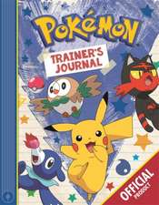 Official Pokemon Trainer's Journal