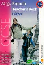 AQA GCSE French Higher Teacher Book