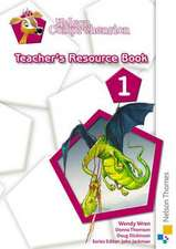 Nelson Comprehension Teacher's Resource Book 1