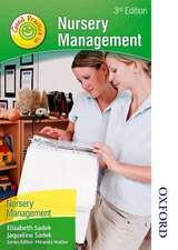 Good Practice in Nursery Management