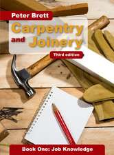 Carpentry and Joinery: Job Knowledge