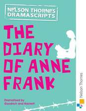 Oxford Playscripts: The Diary of Anne Frank