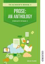 Prose: An Anthology for Key Stage 4 Teacher's Book 1