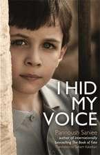 I Hid My Voice