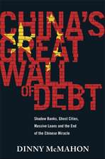 Chinas Great Wall of Debt