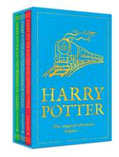 Harry Potter 1-3 Gift Set