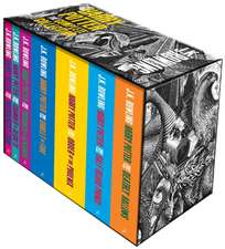 Harry Potter Complete Paperback Boxed Set (Adult)