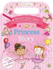 Write Your Own Princess Story