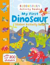 My First Dinosaur Sticker Activity Book