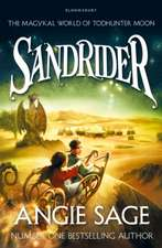 SandRider: A TodHunter Moon Adventure
