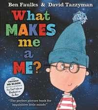 What Makes Me a Me?