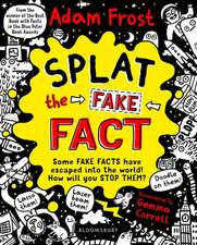 Splat the Fake Fact!: Doodle on them, laser beam them, lasso them