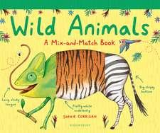 Wild Animals: A Mix-and-Match Book