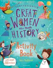 Fantastically Great Women Who Made History Activity Book