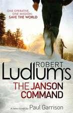 Ludlum, R: Robert Ludlum's The Janson Command
