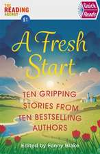 Fresh Start (Quick Reads)