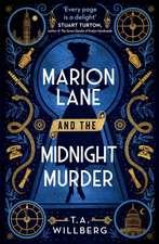 MARION LANE & THE MIDNIGHT MURDER