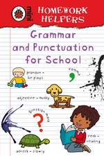 Ladybird Homework Helpers: Grammar and Punctuation for School