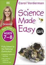 Science Made Easy Ages 7–8 Key Stage 2