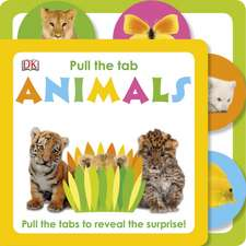 Pull The Tab Animals